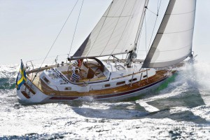 Новый Luxury Cruiser от Hallberg-Rassy